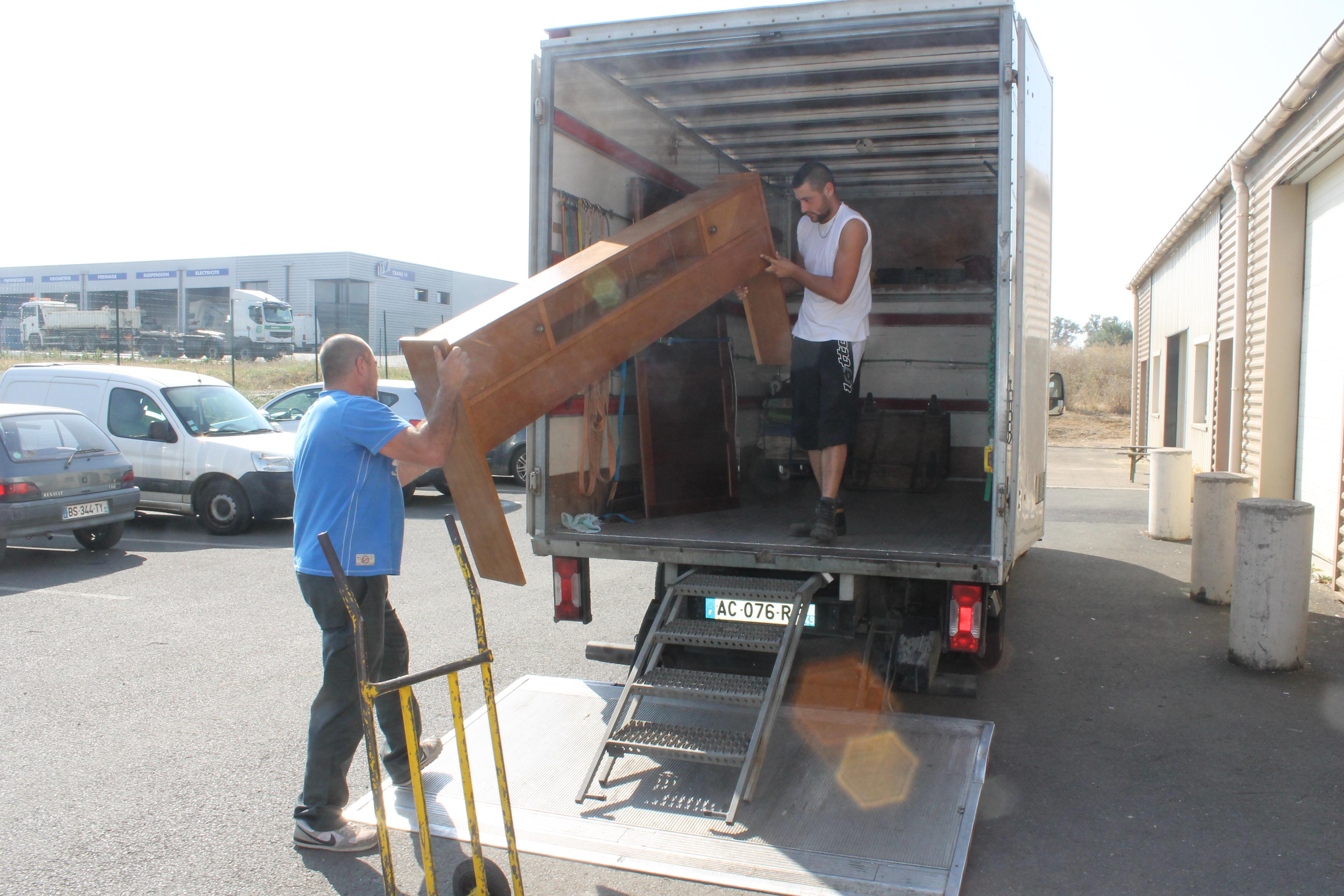 débarras meubles encombrants déchets maine et loire 49 évacuer angers chalonnes